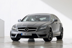 Mercedes-Benz Clase CLS CLS 63 AMG Shooting Brake CLS 63 AMG Shooting Brake Turismo familiar Plata Paladio Metalizado Exterior Frontal-Lateral 5 puertas