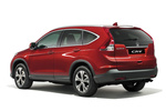 Honda CR-V Gama CR-V Gama CR-V Todo terreno Exterior Lateral-Posterior 5 puertas
