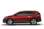 Honda CR-V Gama CR-V Gama CR-V Todo terreno Exterior Lateral 5 puertas