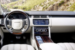Land Rover Range Rover Gama Range Rover Gama Range Rover Todo terreno Interior Salpicadero 5 puertas