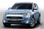 Mitsubishi Outlander Outlander PHEV Gama Outlander Todo terreno Exterior Lateral-Frontal 5 puertas