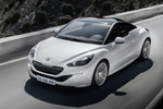 Peugeot RCZ Gama RCZ Gama RCZ Coup&eacute; Al Blanco Opale Exterior Frontal-Lateral-Cenital 2 puertas