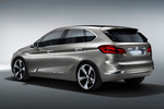 BMW Concept Active Tourer Monovolumen Exterior Posterior-Lateral 5 puertas