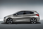 BMW Concept Active Tourer Monovolumen Exterior Lateral 5 puertas