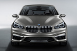 BMW Concept Active Tourer Monovolumen Exterior Frontal 5 puertas