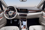 BMW Concept Active Tourer Monovolumen Interior Salpicadero 5 puertas