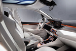 BMW Concept Active Tourer Monovolumen Interior Asientos 5 puertas