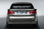 BMW Concept Active Tourer Monovolumen Exterior Posterior 5 puertas