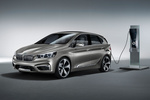 BMW Concept Active Tourer Monovolumen Exterior Toma de recarga 5 puertas