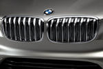 BMW Concept Active Tourer Monovolumen Exterior Parrilla 5 puertas