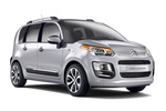 Citro&euml;n C3 Picasso Gama C3 Picasso Gama C3 Picasso Monovolumen Gris Aluminio Metalizado Exterior Lateral-Frontal 5 puertas