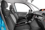 Citroën C3 Picasso Gama C3 Picasso Gama C3 Picasso Monovolumen Interior Asientos 5 puertas