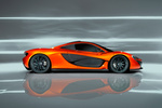 McLaren P1 prototipo Coup&eacute; Exterior Lateral 2 puertas