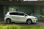 Toyota Verso Gama Verso Gama Verso Monovolumen Pearl White Exterior Lateral 5 puertas