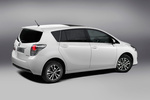 Toyota Verso Gama Verso Gama Verso Monovolumen Pearl White Exterior Posterior-Lateral 5 puertas
