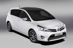 Toyota Verso Gama Verso Gama Verso Monovolumen Pearl White Exterior Lateral-Frontal 5 puertas