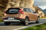 Volvo V40 Cross Country Cross Country Turismo Exterior Posterior-Lateral 5 puertas
