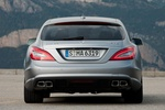 Mercedes-Benz Clase CLS CLS 63 AMG Shooting Brake CLS 63 AMG Shooting Brake Turismo familiar Plata Paladio Metalizado Exterior Posterior 5 puertas