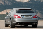Mercedes-Benz Clase CLS CLS 63 AMG Shooting Brake CLS 63 AMG Shooting Brake Turismo familiar Plata Paladio Metalizado Exterior Lateral-Posterior 5 puertas