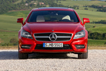 Mercedes-Benz Clase CLS CLS Shooting Brake 500 4MATIC BlueEFFICIENCY CLS Shooting Break Turismo familiar Rojo Tulita Metalizado Exterior Frontal 5 puertas