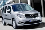 Mercedes-Benz Citan Gama Citan Gama Citan Veh&iacute;culo comercial Plata Brillante Metalizado Exterior Frontal-Lateral 5 puertas