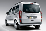 Mercedes-Benz Citan Gama Citan Gama Citan Veh&iacute;culo comercial Plata Brillante Metalizado Exterior Posterior-Lateral 5 puertas