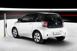Toyota IQ Gama iQ EV Gama iQ EV Turismo Exterior Lateral-Posterior 3 puertas