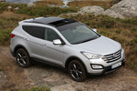 Hyundai Santa Fe Gama Santa Fe Gama Santa Fe Todo terreno Exterior Cenital 5 puertas