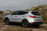 Hyundai Santa Fe Gama Santa Fe Gama Santa Fe Todo terreno Exterior Lateral-Posterior 5 puertas