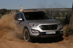 Hyundai Santa Fe Gama Santa Fe Gama Santa Fe Todo terreno Exterior Lateral-Frontal 5 puertas
