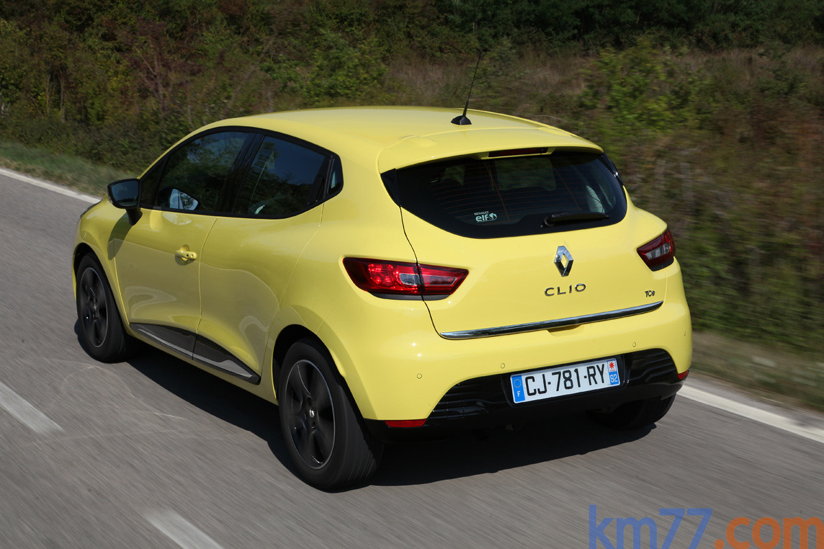 Renault Clio TCe 90 S Gama Clio Turismo Flash Yellow Exterior Lateral-Posterior 5 puertas