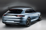 Porsche Panamera Sport Turismo prototipo Turismo familiar Exterior Posterior-Lateral 5 puertas