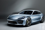 Porsche Panamera Sport Turismo prototipo Turismo familiar Exterior Frontal-Lateral 5 puertas