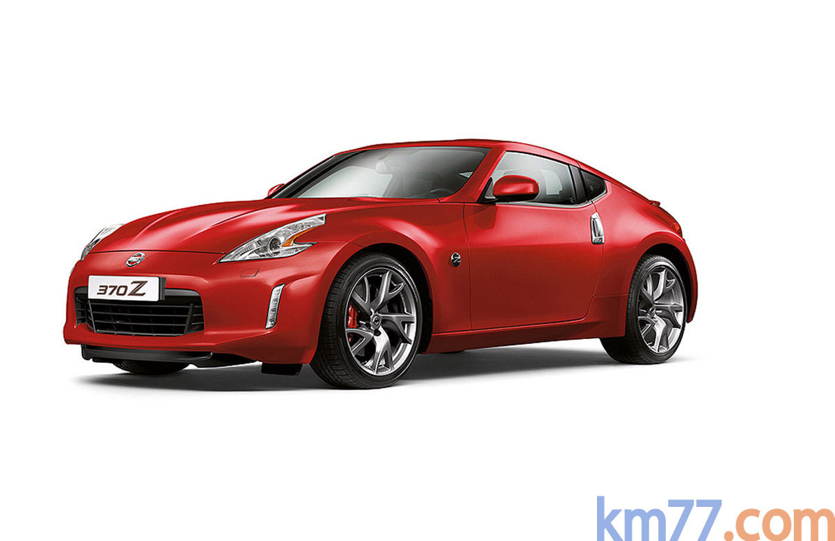 Nissan 370Z V6 3.7 328 CV (2013) Gama 370Z (2013) Coup&eacute; Exterior Frontal-Lateral 3 puertas