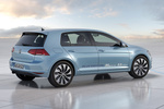 Volkswagen Golf BlueMotion prototipo Turismo Exterior Posterior-Lateral 5 puertas