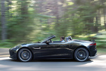 Jaguar F-Type S V8 5.0 495 CV S V8 Descapotable Ultimate Black Exterior Lateral 2 puertas