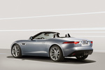 Jaguar F-Type S V6 3.0 381 CV S V6 Descapotable Satellite Grey Exterior Posterior-Lateral 2 puertas