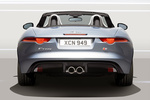 Jaguar F-Type S V6 3.0 381 CV S V6 Descapotable Satellite Grey Exterior Posterior 2 puertas