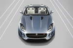 Jaguar F-Type S V6 3.0 381 CV S V6 Descapotable Satellite Grey Exterior Frontal 2 puertas