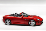 Jaguar F-Type S V8 5.0 495 CV S V8 Descapotable Salsa Red Exterior Lateral 2 puertas