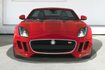 Jaguar F-Type S V8 5.0 495 CV S V8 Descapotable Salsa Red Exterior Frontal 2 puertas