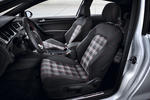 Volkswagen Golf GTI prototipo Turismo Interior Asientos 3 puertas