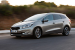 KIA cee&#039;d Gama cee&acute;d SW Gama cee&acute;d SW Turismo familiar Exterior Frontal-Lateral 5 puertas