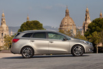 KIA cee&#039;d Gama cee&acute;d SW Gama cee&acute;d SW Turismo familiar Exterior Lateral 5 puertas