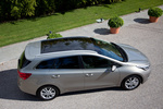 KIA cee&#039;d Gama cee&acute;d SW Gama cee&acute;d SW Turismo familiar Exterior Cenital 5 puertas