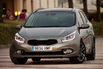KIA cee&#039;d Gama cee&acute;d SW Gama cee&acute;d SW Turismo familiar Exterior Frontal 5 puertas