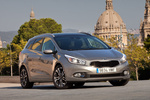 KIA cee&#039;d Gama cee&acute;d SW Gama cee&acute;d SW Turismo familiar Exterior Lateral-Frontal 5 puertas