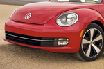 Volkswagen Beetle Gama Beetle Sport Descapotable Rojo Tornado Exterior Faro 2 puertas
