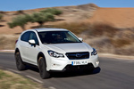 Subaru XV 2.0D 147 CV Executive Todo terreno Satin White Pearl Exterior Lateral-Frontal 5 puertas