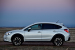 Subaru XV 2.0D 147 CV Executive Todo terreno Satin White Pearl Exterior Lateral 5 puertas